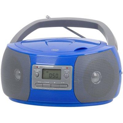 Radioodtwarzacz TREVI CMP 524 Niebieski Electro 506600