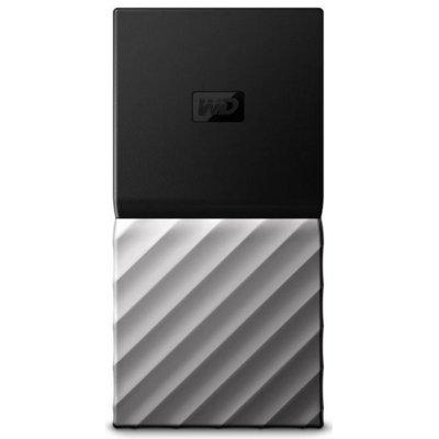 Dysk WD My Passport 256GB SSD Srebrno-czarny Electro 893167