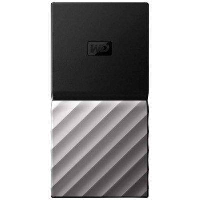 Dysk WD My Passport 512GB SSD Srebrno-czarny Electro 893168