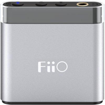 Wzmacniacz słuchawkowy FIIO A1 Srebrny Electro 886814