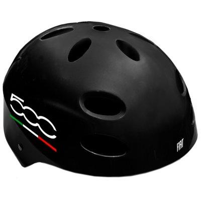 Kask rowerowy FIAT 500 Czarny (rozmiar L-XL) Electro 982134