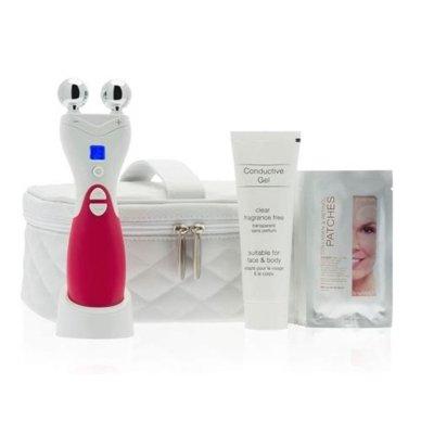 Urządzenie do pielęgnacji twarzy RIO BEAUTY 60 Second Face Lift Biało-Różowy Electro 381966