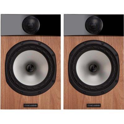 Kolumna głośnikowa FYNE AUDIO F301 Czarno-brązowy (2 szt.) Electro 886760