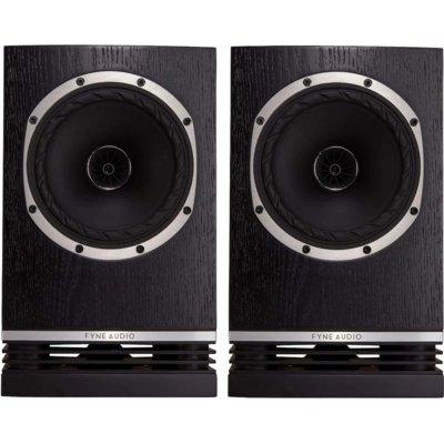 Kolumna głośnikowa FYNE AUDIO F500 Czarny dąb (2 szt.) Electro 886767