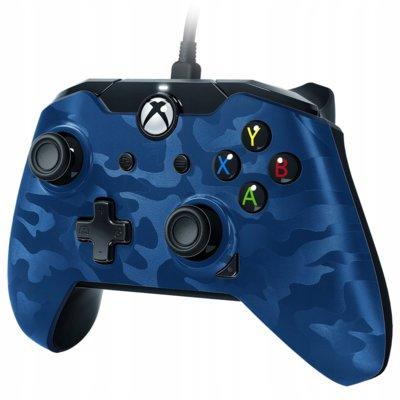 Kontroler PERFORMANCE DESIGNED Camo Niebieski (Xbox One/PC) Electro 888191