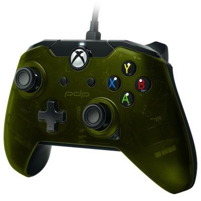 Kontroler PERFORMANCE DESIGNED Zielony (Xbox One/PC) Electro 888192