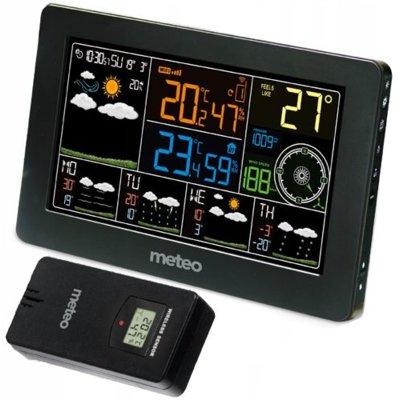 Stacja Pogody METEO SP76 Czarny Electro 890072