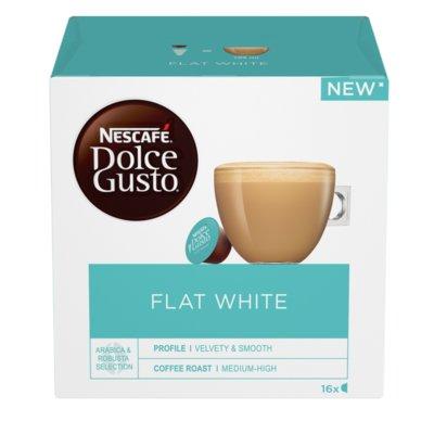 Kapsułki NESCAFE Dolce Gusto Flat White Electro 888348