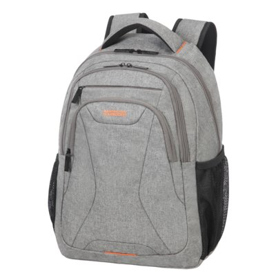 Plecak na laptopa AMERICAN TOURISTER At Work 15.6 cali Jasnoszary Electro 696555
