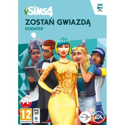 The Sims 4: Zostań Gwiazdą – Dodatek Gra PC Electro 890864