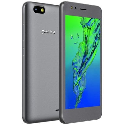 Smartfon CAVION Base 5.0 Szary Electro 890418