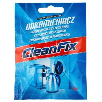 Odkamieniacz CLEANFIX 30 g Electro 886339