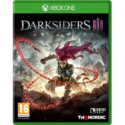 Darksiders III Gra XBOX ONE Electro 887905
