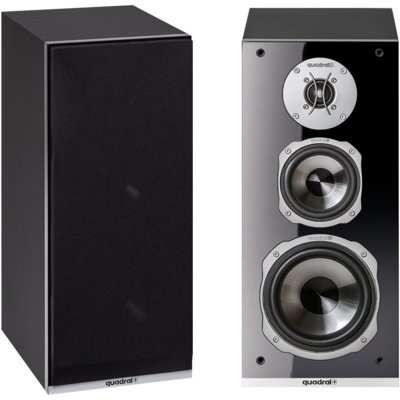 Kolumny głośnikowe QUADRAL Argentum 530 Czarny Electro 886752