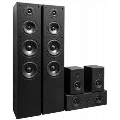 Zestaw głośników KODA AV-708 MKII Czarny Electro 885129