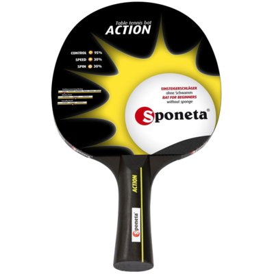 Rakietka do tenisa stołowego SPONETA Action Electro 678118