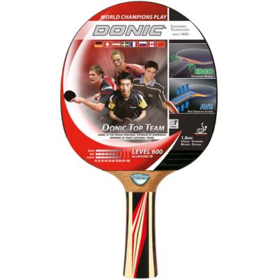 Rakietka do tenisa stołowego DONIC Top Team 600 Electro 257280