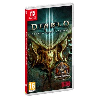 Diablo III: Eternal Collection Gra NINTENDO SWITCH Electro 891575