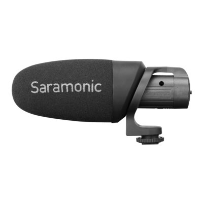Mikrofon pojemnościowy SARAMONIC CamMic+ Electro 401947