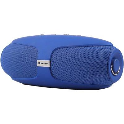 Głośnik mobilny TRACER Warp Bluetooth Niebieski Electro 892614