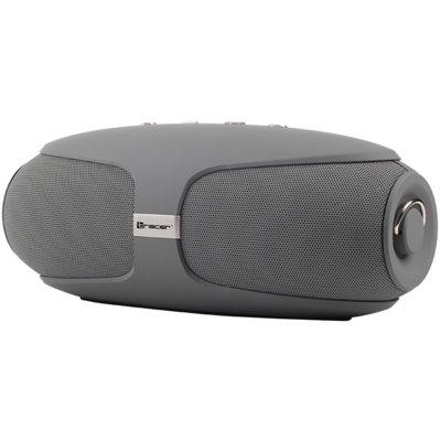 Głośnik mobilny TRACER Warp Bluetooth Szary Electro 892615