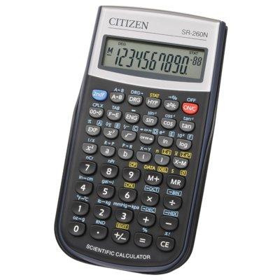 Kalkulator CITIZEN SR-260N Electro 403909