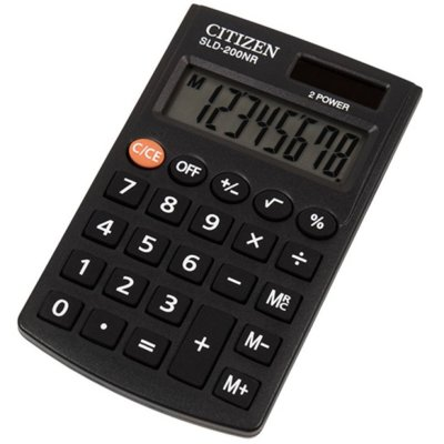 Kalkulator CITIZEN SLD-200NR Electro 482682