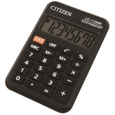 Kalkulator CITIZEN LC-110NR Electro 454145