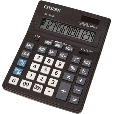 Kalkulator CITIZEN CDB1401-BK Electro 401399