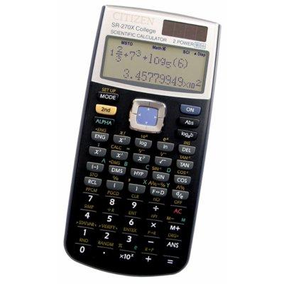 Kalkulator CITIZEN SR-270X Electro 402781