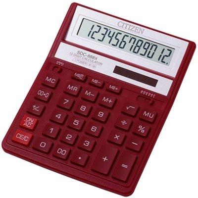 Kalkulator CITIZEN SDC-888XRD Electro 674186
