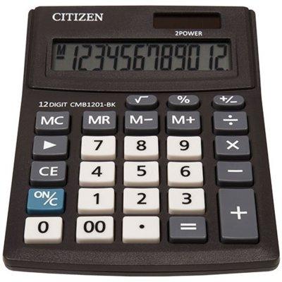 Kalkulator CITIZEN CMB1201-BK Electro 431206