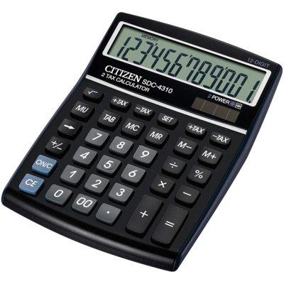 Kalkulator CITIZEN SDC-4310 Electro 406421
