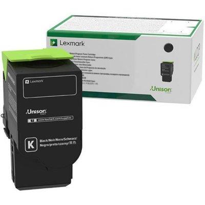 Toner LEXMARK C2320K0 Czarny Electro e1136353