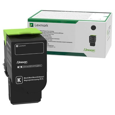 Toner LEXMARK C232HK0 Czarny Electro e1136357