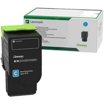 Toner LEXMARK C2320C0 Niebieski Electro e1136365