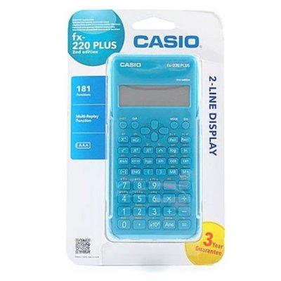 Kalkulator CASIO FX-220 PLUS-2S Electro 893069
