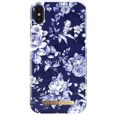 Etui IDEAL OF SWEDEN Fashion Case Sailor Blue Bloom do iPhone X/Xs Electro 896080