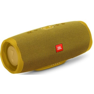 Głośnik mobilny JBL Charge 4 Żółty Electro 893152