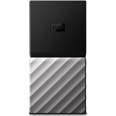 Dysk WD My Passport 1TB SSD Srebrno-czarny Electro 893169