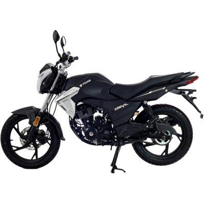 Motocykl TORQ Devil 125 Czarny Electro 893295