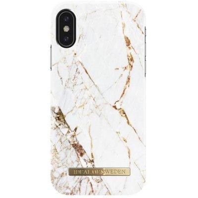 Etui IDEAL OF SWEDEN Fashion Case Carrara Gold do iPhone Xs Max Electro 896096
