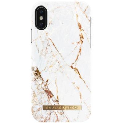 Etui IDEAL OF SWEDEN Fashion Case Carrara Gold do iPhone X/Xs Electro 896074