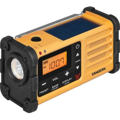 Radio SANGEAN MMR-88 Żółto-czarny Electro 893656