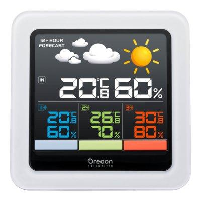 Stacja pogody OREGON SCIENTIFIC RAR502SX Electro 495972