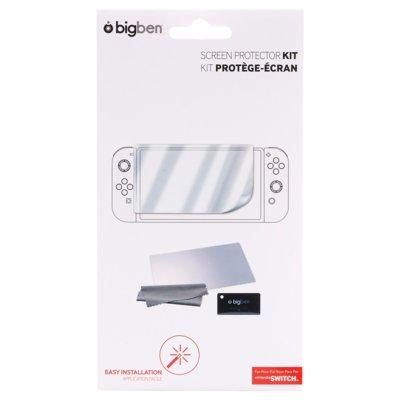 Folia BIGBEN SWITCHPROTECTKIT do Nintendo Switch Electro 893540