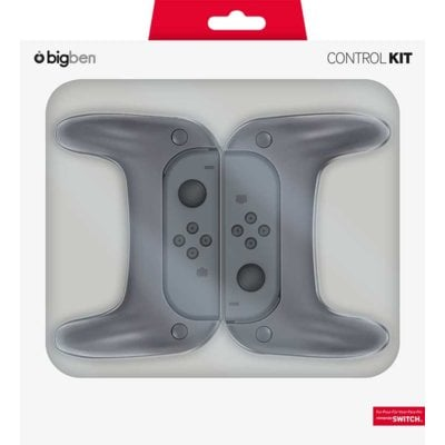 Uchwyt do kontrolera BIGBEN Nintendo Switch Grip Electro 893543