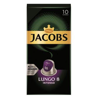 Kapsułki JACOBS Lungo 8 Electro 893765