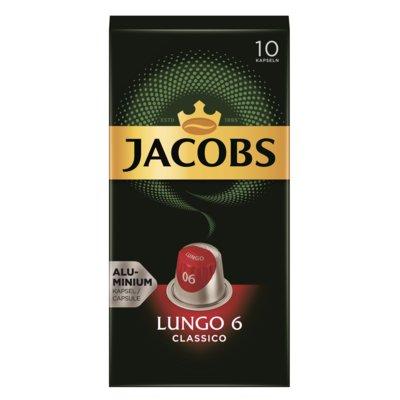 Kapsułki JACOBS Lungo 6 Electro 893769