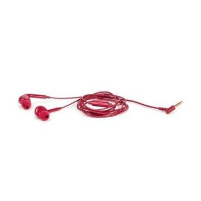 Słuchawki dokanałowe FRESH N REBEL Vibe Czerwony Electro 137949